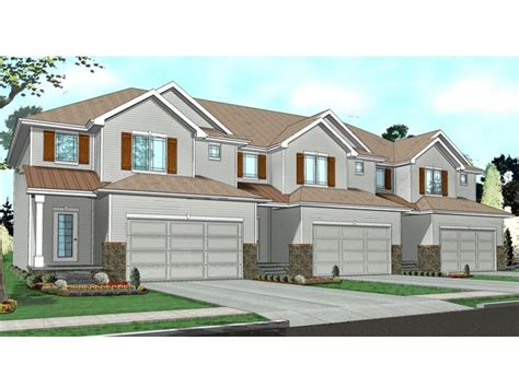 townhouse plans with garage townhouse floor plans 1 story townhouse with garage plans