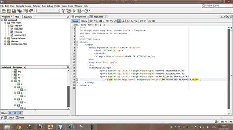 pagina para hacer una hoja de vida usando html para crear una hoja de vida youtube
