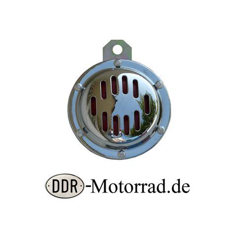 Motorrad Hupe Umbauen by Hupe 6 Volt Ifa Mz Rt 125 Ddr Motorrad De Ersatzteileshop