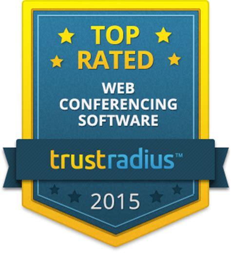 best web conferencing software trustradius reveals top web conferencing software