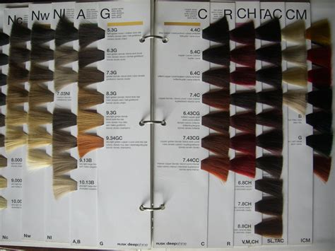 joico hair color chart joico lumishine color swatch
