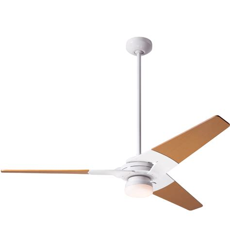 torsion ceiling fan with light kit ls com modern fan company tor gw 52 mp 271 003