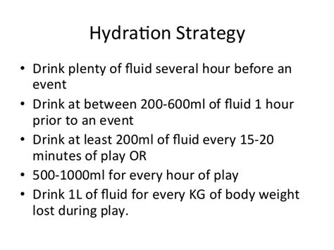 hydration needs for athletes hydration needs for athletes