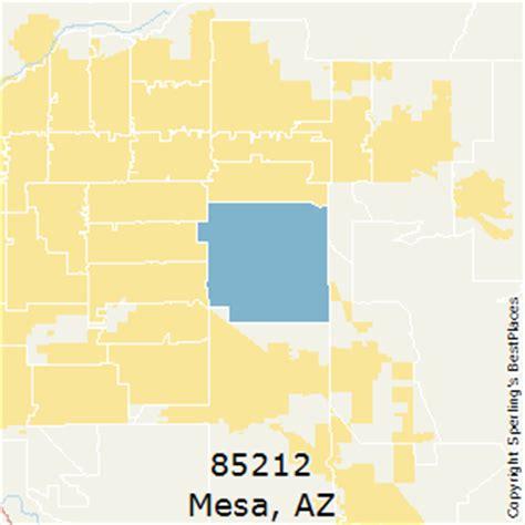 zip code map mesa az best places to live in mesa zip 85212 arizona