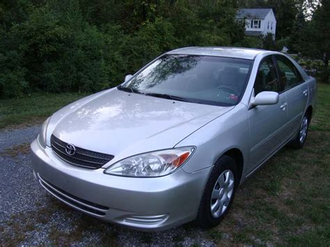 Toyota Camry 2003 Price 2003 Toyota Camry Le 4cyl Price 5500 In Port New York