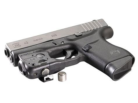 light for glock 43 streamlight tlr 6 glock 42 43 weaponlight led laser polymer