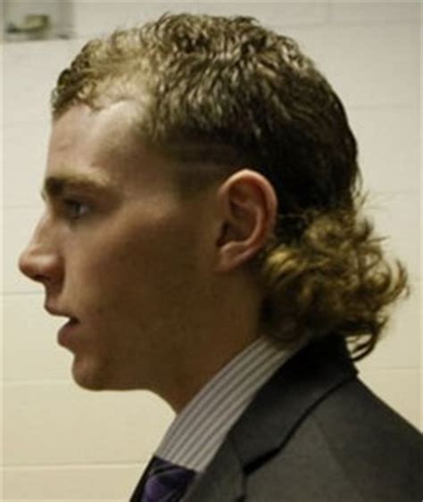 patrick kane hair pictures great hockey mullets and the players that rocked them