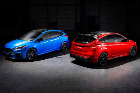 ford focus rs limited edition  lsd equipped send      car magazine