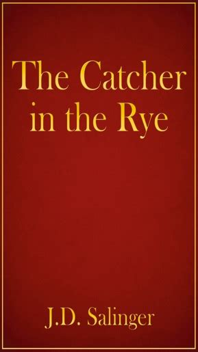 themes found in catcher in the rye listen to the audiobook read by ray hagen another link