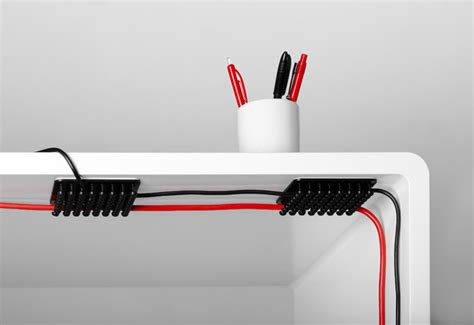 cablox modern cable management other metro by
