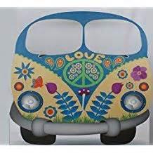 furgoneta hippie decoracion un divertido photocall de madera en forma de furgoneta
