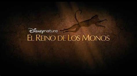 en el reino de el reino de los monos tr 225 iler oficial youtube