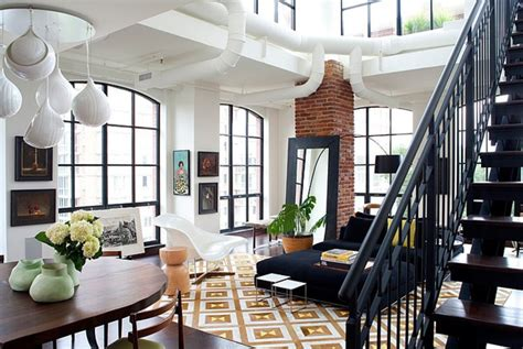 two combined units form a stunning penthouse in rosslyn
