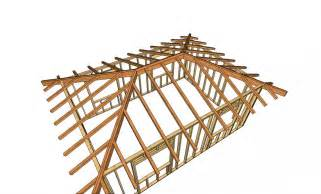 what is a hip roof help with hip roof supports framing architect age