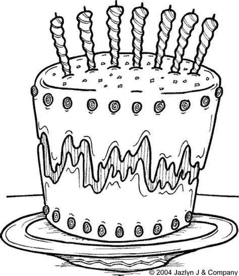 coloring pages of cake boss 3 year old birthday cake coloring pages