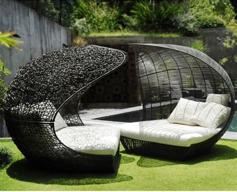 Outdoor Recliner Chair Design Ideas Calvin Hobbes Pod Chairs Outdoor Lounge Chairs Chicago By Home Infatuation