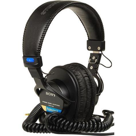 Headphone Dj Sony Sony Mdr 7506 Headphones Dj Headphones Store Dj