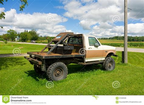 old vehicle for sale an old truck for sale in canada editorial image image