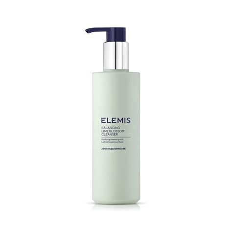 Elemis Detox Products by Elemis Balancing Lime Blossom Cleanser 200ml Elemis