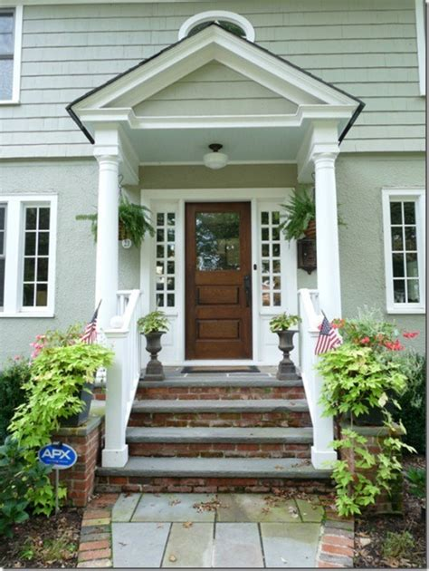front entrance feature friday eclectically vintage southern hospitality
