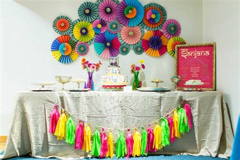 Decorating Home For Diwali Kara S Party Ideas Diwali Chinese Fusion Themed Birthday Party