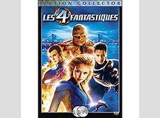 Les 4 Fantastiques - Edition Collector - Tim Story - DVD ... Ioan Avant