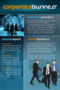 corporate newsletter template boxedart member downloads email newsletter templates