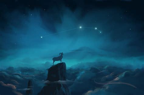 Zod Aries aries constellation painting zodiac set shooting