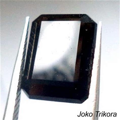 Kecubung Teh Asli batu permata smoky quartz jk496 joko permata