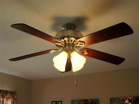 Installing Ceiling Fan With Light Install Ceiling Fan Light Shades Robinson House Decor