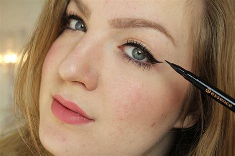 tattoo eyeliner dupe essence easy 2 use eyeliner pen kat von d tattoo liner