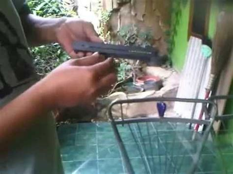 Airsoft Gun Peluru Plastik cara menggunakan airsoft gun