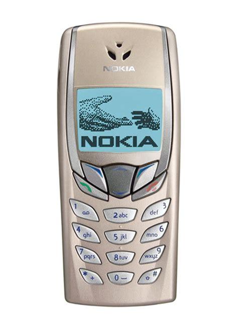 Casing Nokia 6510 2 nokia 6510 beige vintage mobile
