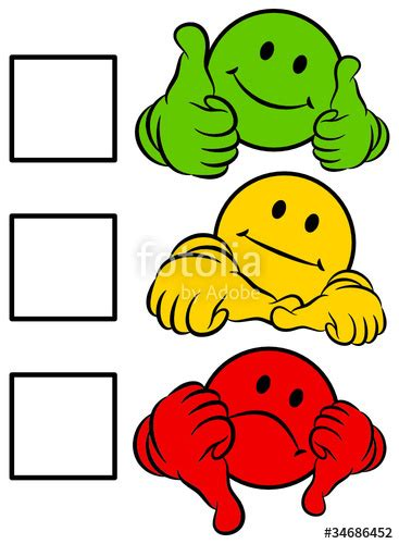 imagenes para ok quot smiley 2 thumbs green yellow red to tick a box