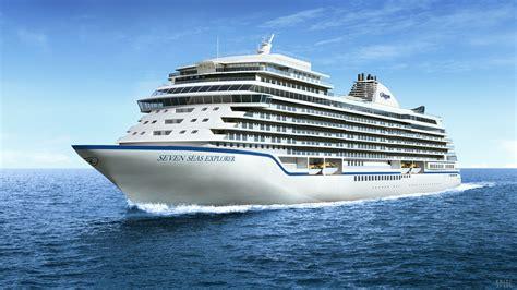 seven seas regent seven seas cruises introduces seven seas explorer