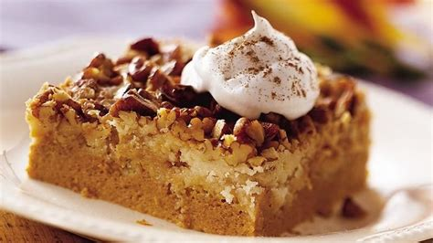 praline pumpkin dessert cheap eats