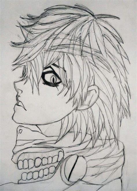 imagenes para dibujar tokyo ghoul dibujo de kaneki tokyo ghoul anime amino