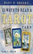 libro mary k greers 21 21 ways to read a tarot card buy now 7 99