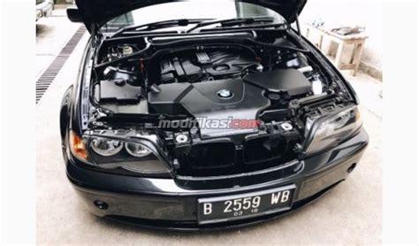 Bantal Mobil Bmw Desain Hitam 2003 bmw e46 318i hitam