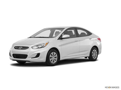 Accent L by 2016 Hyundai Accent Kelley Blue Book