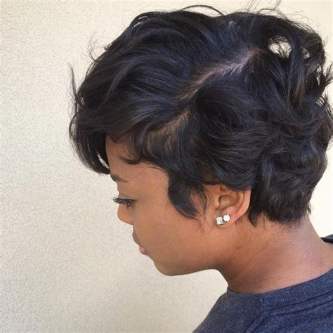 hairstyles for relaxed afro caribbean hair 22 best short afro caribbean hair styles images on