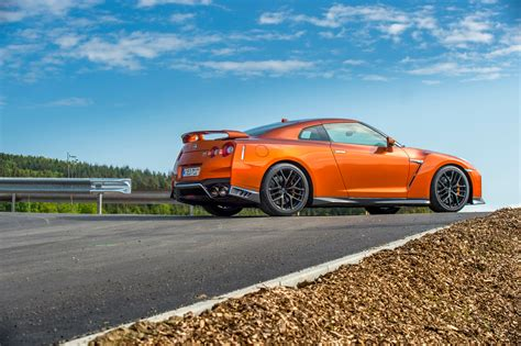 nissan orange the 2017 nissan gt r nismo is ready to rip your face off