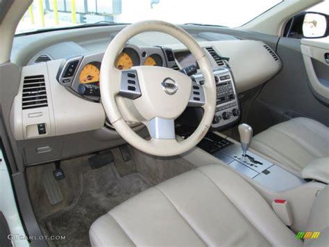 2004 Nissan Murano Interior 2004 nissan murano sl awd interior color photos gtcarlot
