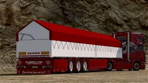 trailer vasca holland  ets ets mod