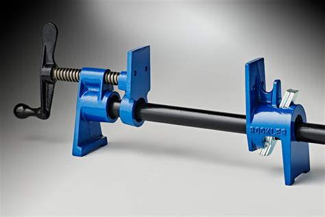 rockler  foot   pipe clamp  woodsmith store