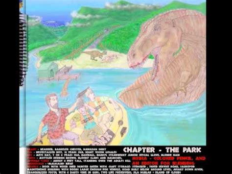 jurassic park book report jurassic park legacy contest entry illustrate the novel