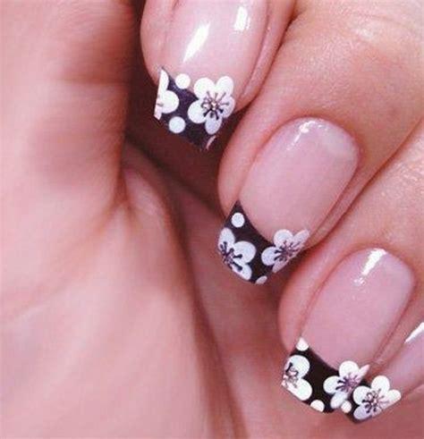Imagenes De Uñas Pintadas Frances | decoracion flores maquillajerossa