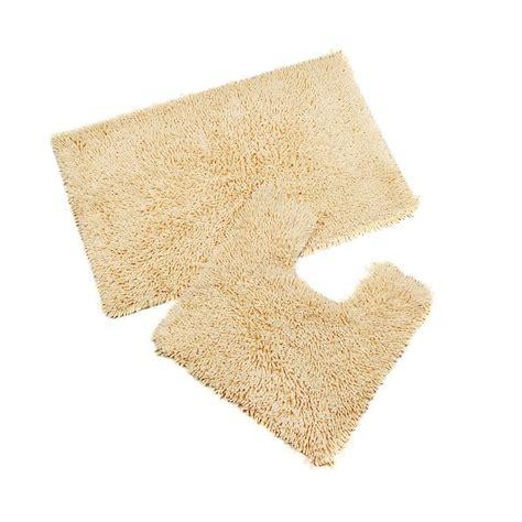 100 Cotton Bath Rugs by 100 Cotton 2 Bathroom Mat Pedestal Mat Set Bath