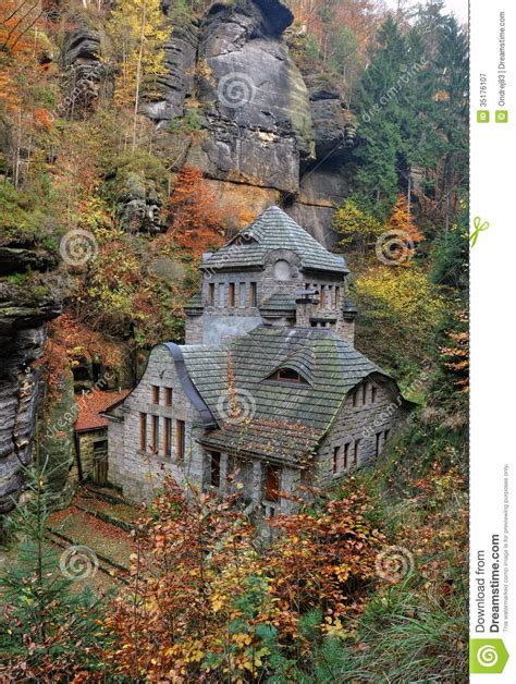 Fairytale Cottage House Plans by Fairytale House Royalty Free Stock Photography Image