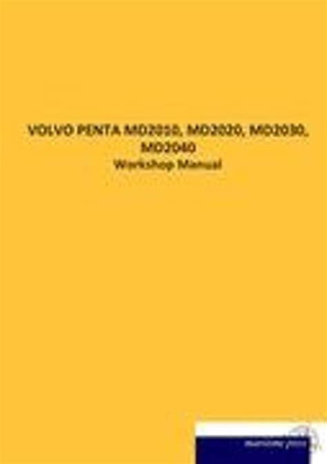 Volvo Penta Md2020 Review by Bol Volvo Penta Md2010 Md2020 Md2030 Md2040 N N